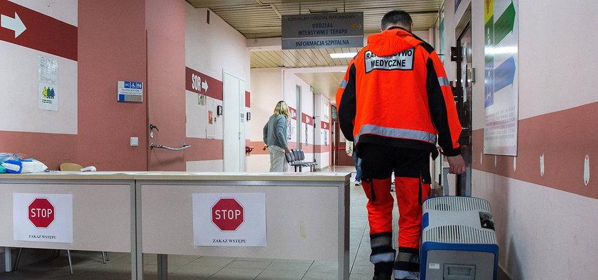 Odwiedziny w szpitalach dla zaszczepionych? Kraska: Rozważamy tę opcję