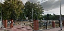 5-latka błąkała się po cmentarzu. Szukała drogi do domu