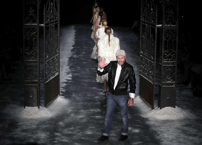 Samuel Cirnansck - Tydzień mody w Sao Paulo 2012