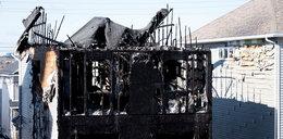 Siedmioro dzieci spłonęło w pożarze domu