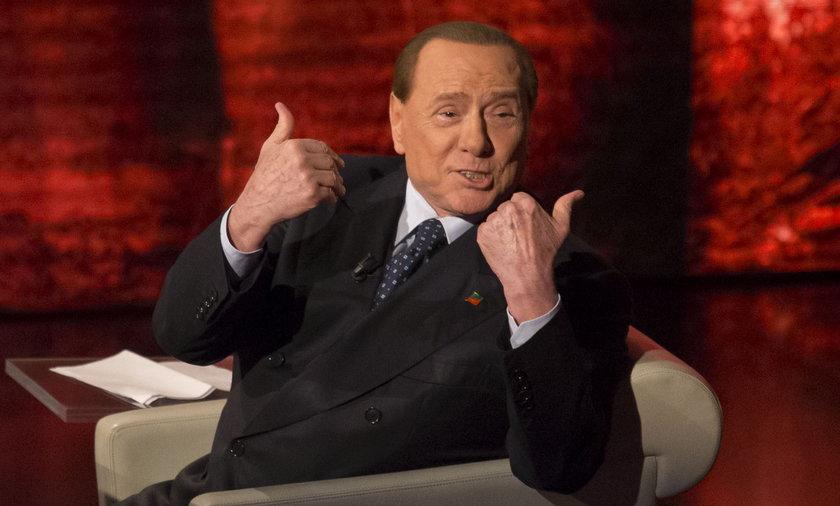 Były premier Włoch Silvio Berlusconi trenerem AC Milan?