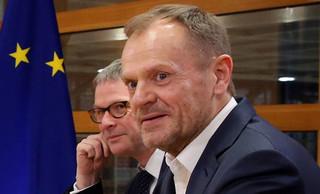 Ukraina: Tusk doktorem honoris causa Lwowskiego Uniwersytetu Narodowego