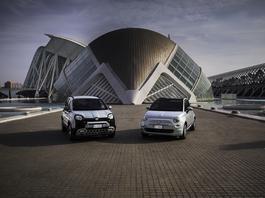Fiaty 500 i Panda – teraz także w wersjach hybrydowych