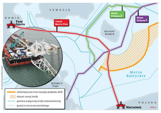 Trasa Baltic Pipe