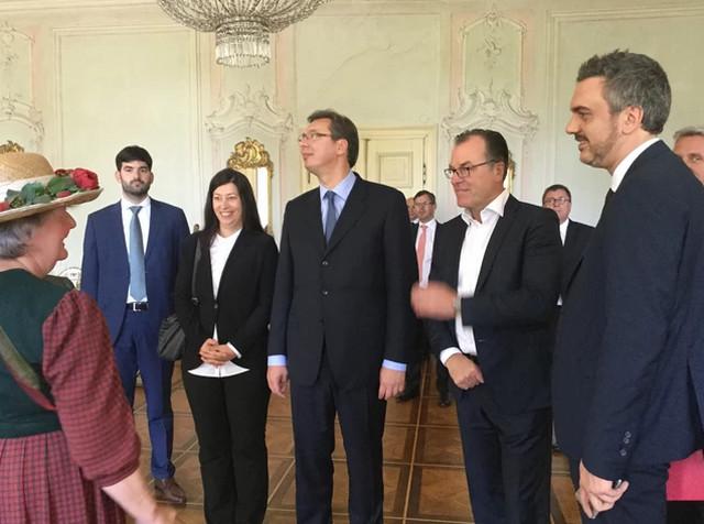 Danilo Cicmil uz predsednika