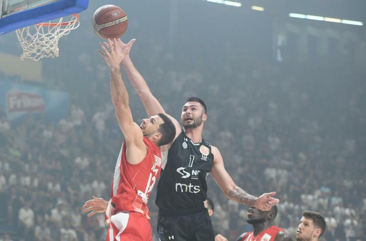 Bili Beron, Nikola Janković, KK Crvena zvezda, KK Partizan, poslednji napad
