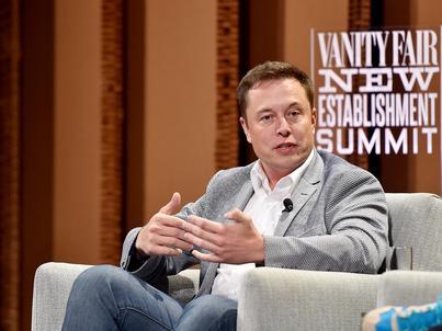 Elon Musk ma swój sposób na komunikację w firmie