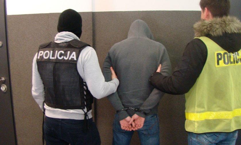 Lichwiarz z Łodzi zatrzymany! Oszukał ponad 50 osób