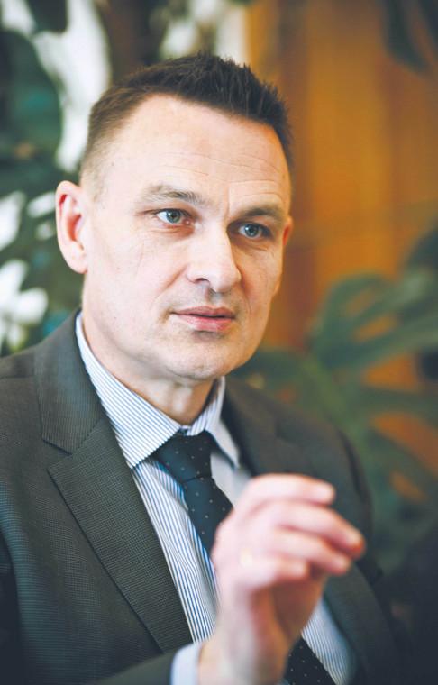 Wojciech Kaczmarczyk, dyrektor Narodowego Instytutu Wolności – Centrum Rozwoju Społeczeństwa Obywatelskiego  fot. Wojtek Górski