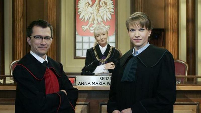 """500. odcinek serialu """"Sędzia Anna Maria Wesołowska"""""""