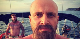 Piotr Adamczyk: Lepiej być łysym!