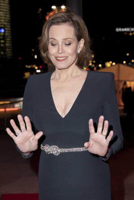 ... Aktorka wciąż ma nie tylko świetny styl, ale także...