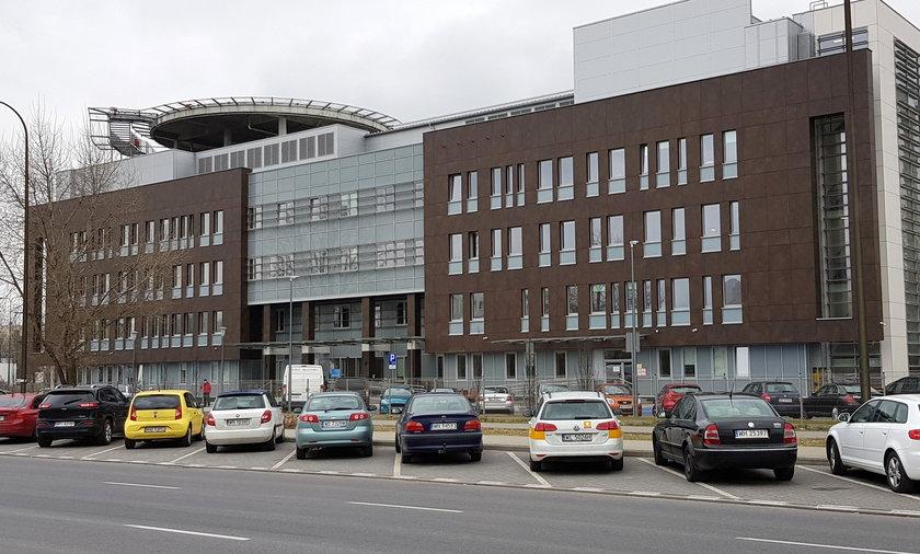 Szpital Południowy na warszawskim Ursynowie