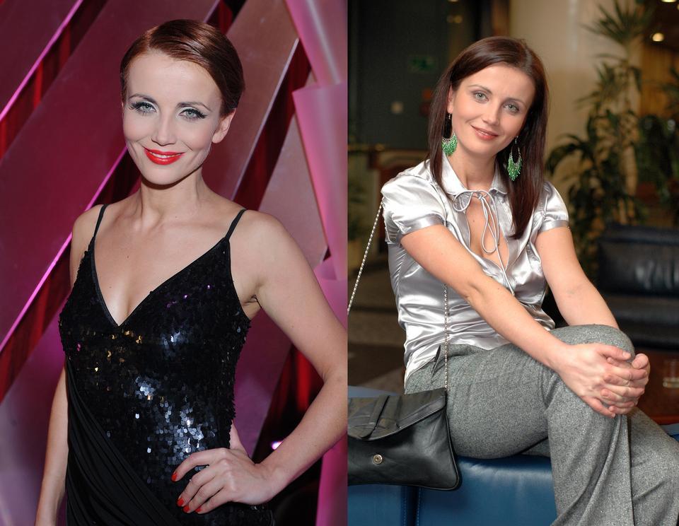 Krótkie fryzury - Katarzyna Zielińska