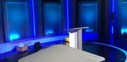 Tak wygląda studio debaty Duda kontra Komorowski