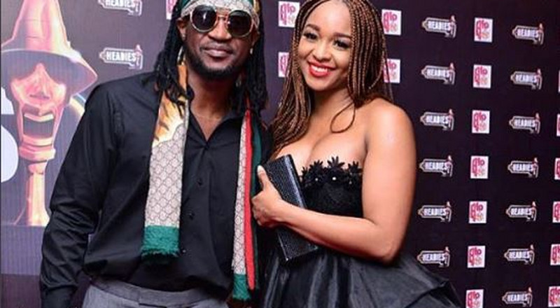 Paul Okoye celebrates wife on her 31st birthday with cute message