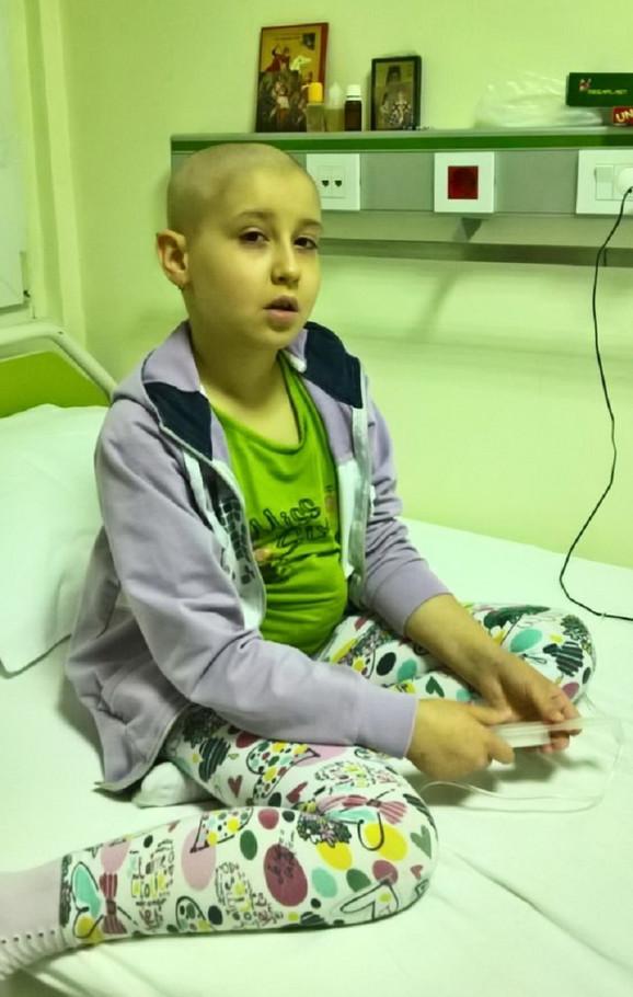 Teodora Vranješević nalazi se u bolnici u Frankfurtu