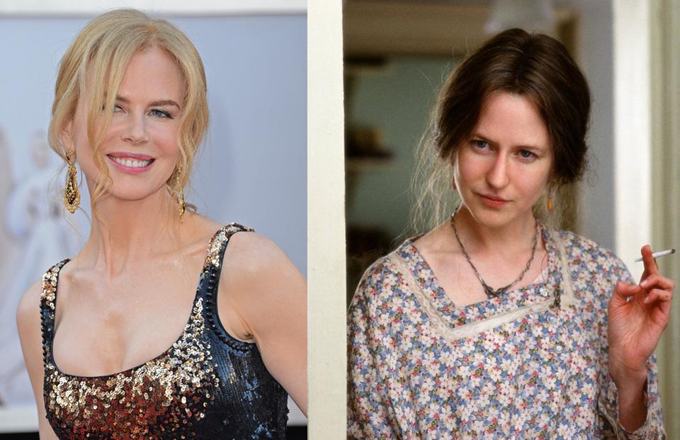 Nicole Kidman - Oscar w 2003 roku
