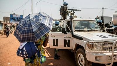 10 least peaceful countries in sub-Saharan Africa