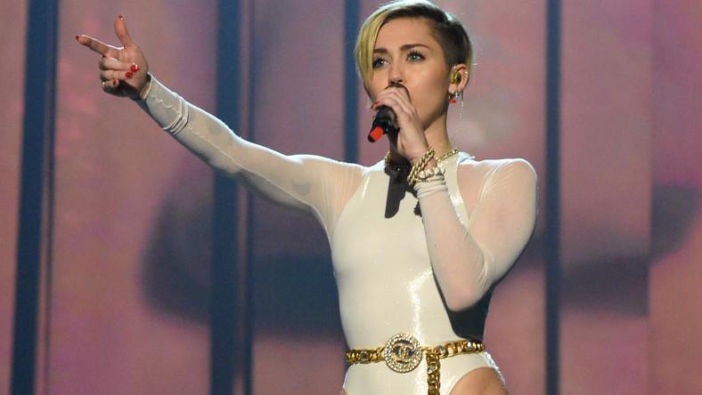 Największa feministka Miley Cyrus
