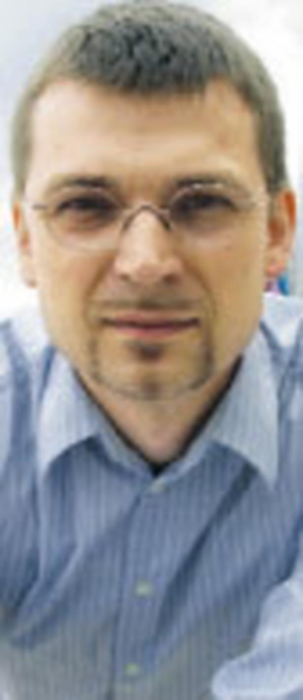 Grzegorz Zalewski ekspert DM BOŚ, założyciel portalu futures.pl