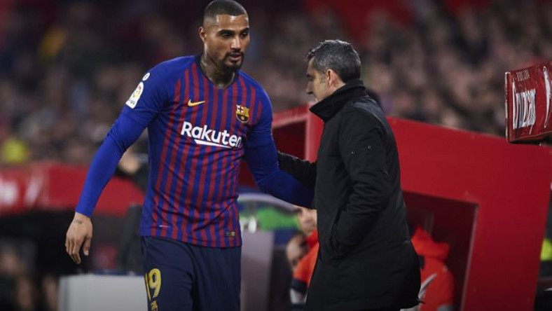 KP Boateng and Valverde