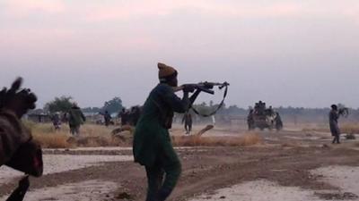 Boko Haram in military uniforms abducts 35 commuters on Damaturu-Maiduguri road