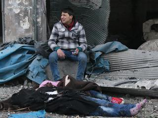 Assad Regime Hits Civilians In Aleppo