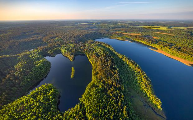 Narachanski Park Narodowy, Białoruś
