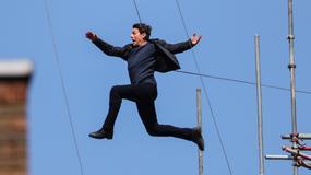 """Tom Cruise uległ kontuzji na planie """"Mission: Impossible 6"""". Co mu jest?"""