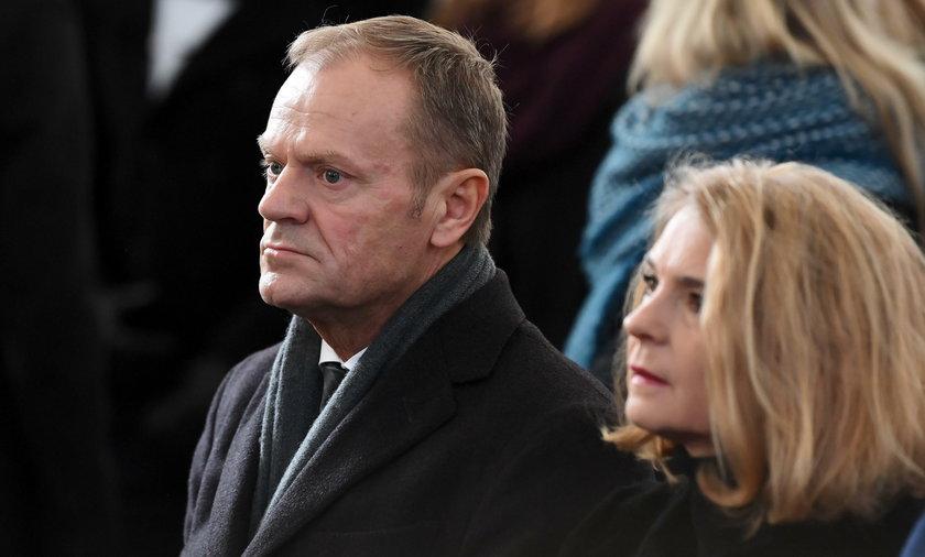 Apel Donalda Tuska po pogrzebie Pawła Adamowicza