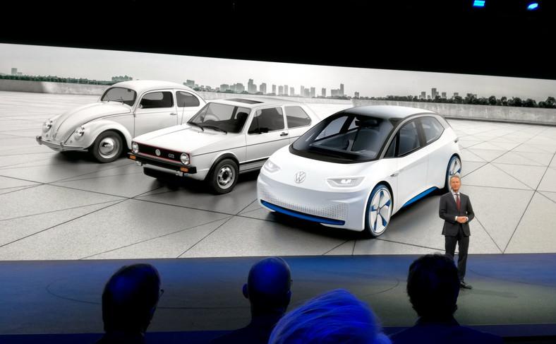 Kompaktowy elektryczny Volkswagen I.D. trafi na polskie drogi w 2020 roku i będzie w cenie Golfa z silnikiem Diesla