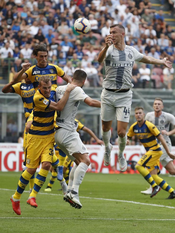 FK Inter Milan, FK Parma