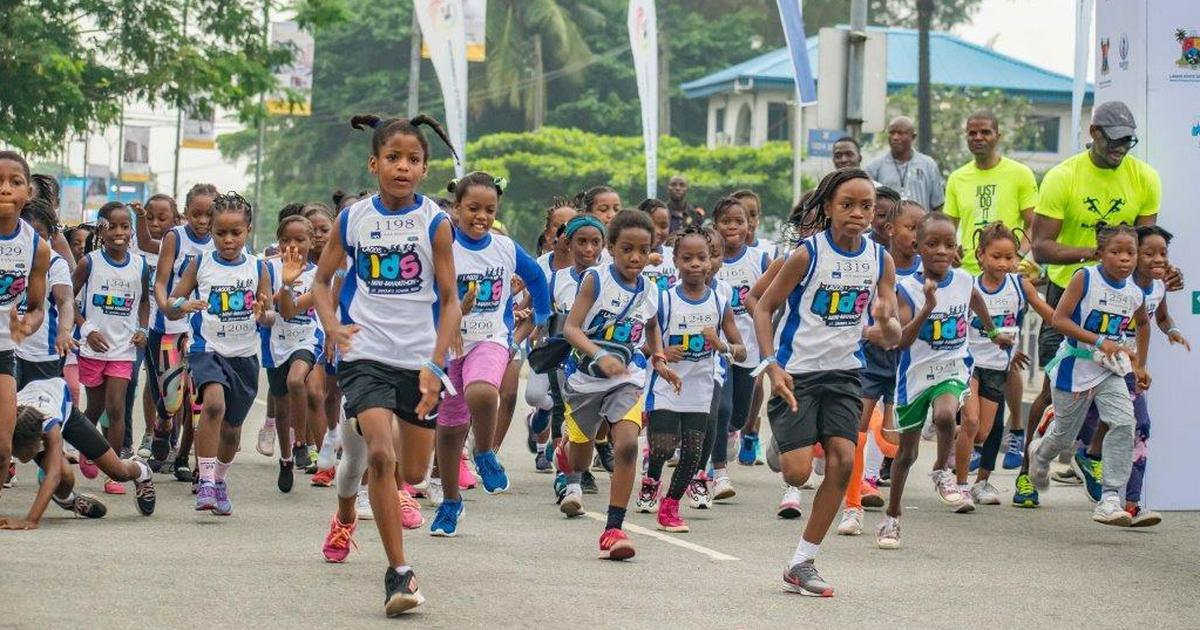 St Saviour's School Ikoyi Endowment Fund hosts thrilling 3rd edition of Lagos Kids Mini-Marathon - Pulse Nigeria