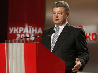 UKRAINE-CRISIS-ELECTION-EXIT