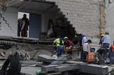 Meksiko, zemljotres, foto tanjug ap
