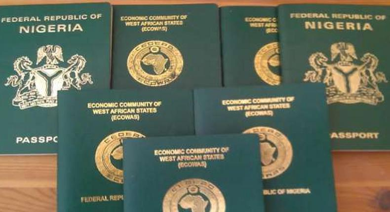 Immigration increases production capacity to beat deadline for passport backlogs.