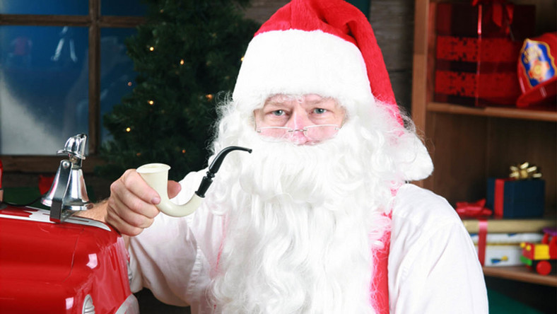 Święty Mikołaj to bardzo zły wzór!