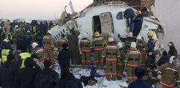 Katastrofa samolotu w Kazachstanie. Są ofiary śmiertelne