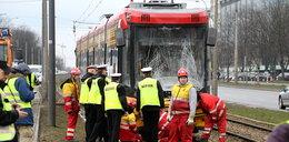 Zderzenie tramwajów w stolicy. Są ranni!