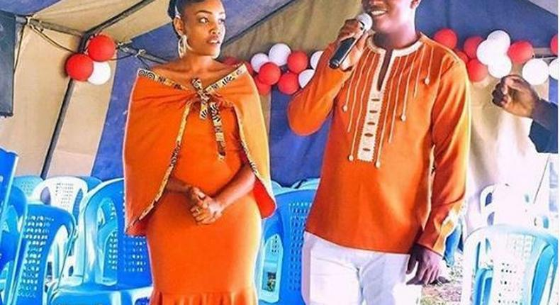 DJ Tabz weds in a traditional ceremony