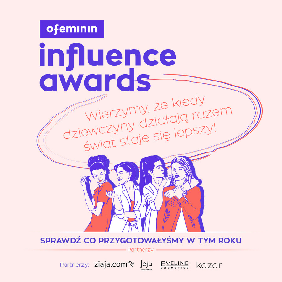 Ofeminin Influence Awards 2020