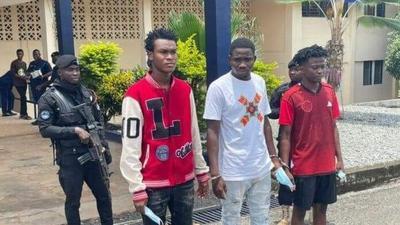 Volta Region: 3 Police recruitment fraudsters arrested
