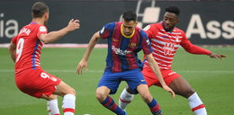 LaLiga: FC Barcelona niespodziewanie przegrała z Granadą i nie wykorzystała szansy, aby zostać liderem