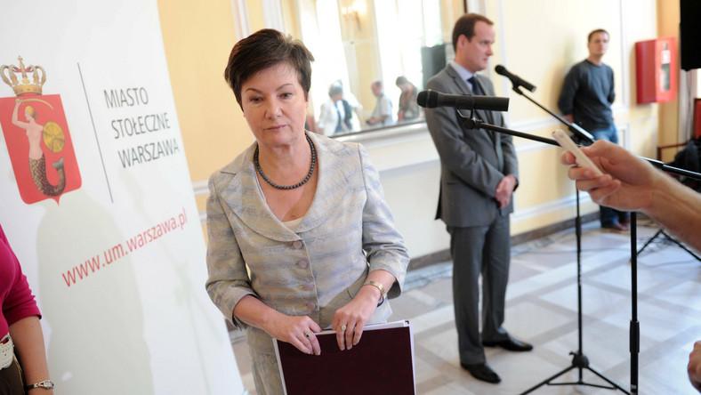 Ponad połowa mieszkańców Warszawy głosowałaby za odwołaniem ze stanowiska prezydenta stolicy