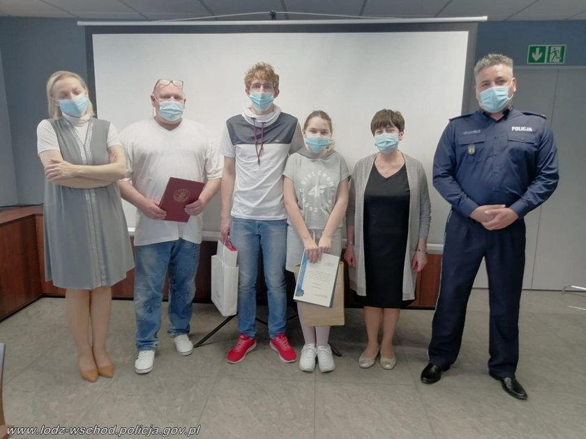 12-latka z Warszawy uratowana przez rówieśniczkę.