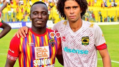 GPL: Fabio Gama congratulates Hearts of Oak, says he didn't mean to disrespect them
