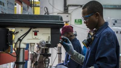 Investing in Africa's youth, developing their skills is the only way forward