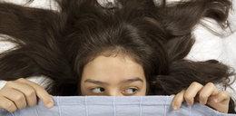 Koszmar nastolatki. Zboczeniec ukrył się pod jej łóżkiem