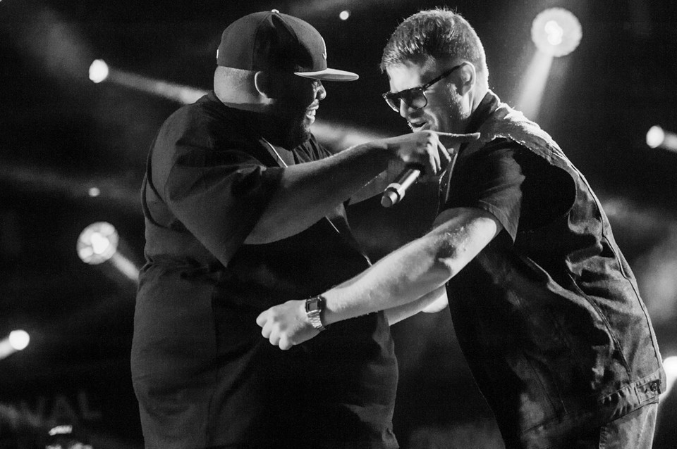 Run The Jewels / OFF Festival 2015 Katowice